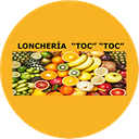 Loncheria Toc Toc background