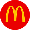 McDonald's. background