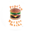 Pepe's Burger background