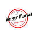 Burger Market background
