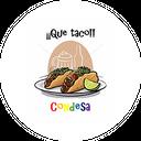 ¡Que Taco! Condesa background