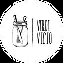 Verde Vicio  background