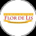 Tamalería Flor de Lis background