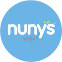 Nunys Yogurt background