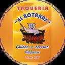 Taqueria el Botanas background