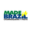 Made in Brazil background
