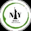 New York Deli background