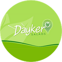 Dayker Salads background