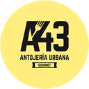 Antojeria Urbana A43 background