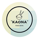 Kaona Poke Bowl background