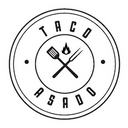 Taco asado background