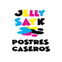Jelly Sayk Postres background
