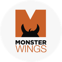 Monster Wings background