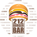 212 Burger Bar background