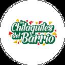 Los Chilaquiles del Barrio background