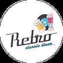 Retro Classic Diner background