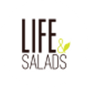 Life & Salads background