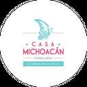 Casa Michoacán background
