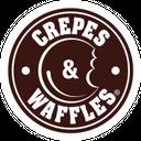 Crepes & Waffles background