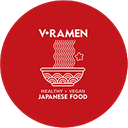 V Ramen  background