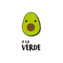 A la Verde background