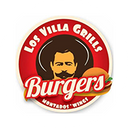 Los Villa Grills Burgers background