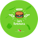Santa Hamburguesa - Esquina Nápoles background