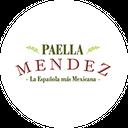Paella Mendez background