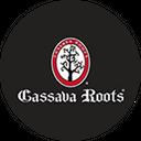 Cassava Roots background