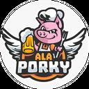 Ala Porky background