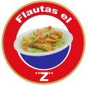 Flautas el Z background