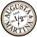 Augusta y Martina Café background
