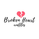 Broken Heart Waffles background