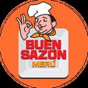 Fonda El Buen Sazón Merú background