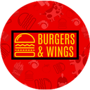 Burgers &  Wings background