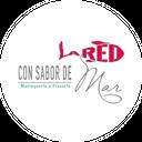 La Red Marisquería background