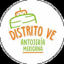 Distrito Ve Antojería Mexigana background