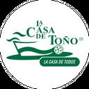 La Casa de Toño background