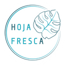 Hoja Fresca background