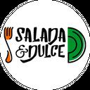 Salada & Dulce background