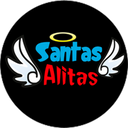 Santas Alitas background