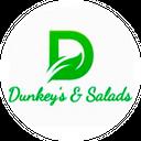 Dunkey's & Salads background