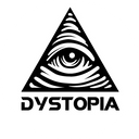 Dystopia background