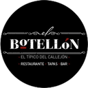 El Botellón background