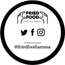 Fried Food background