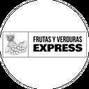 Frutas y Verduras Express background