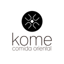 Kome Comida Oriental background