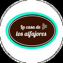 La Casa de Los Alfajores background
