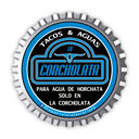 La Corcholata            background