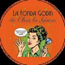 La Fonda Godín de Chris la Guera background